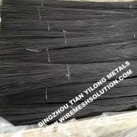 Quality Preofessionalannealed Black Wire , Black Annealed Binding Wire For Construction wholesale