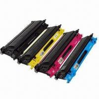 Quality Compatible Color Toner Cartridges for Brother TN-110BK/C/M/Y, Use for Brother HL-4040CN/HL-4070CDW wholesale