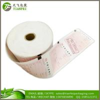 China (PHOTOS) Cash register paper roll HOT SALE on sale