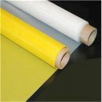 China 55T 140 mesh want to buy polyester printing mesh used for ceramic screen printing on sale