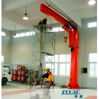 Quality BZ5t Festoon systems Free Standing Jib Cranes with hoist wholesale