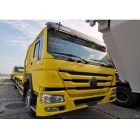 Buy cheap SINOTRUK HOWO ZZ1257S4641W 371HP Flat Bed Cargo Truck from wholesalers