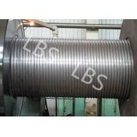 Quality High Strength Steel Wire Rope Sleeve Left / Right Rotation Direction wholesale