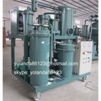 Quality Lubricating Oil Reclamation Machinery/ Lubricating Oil Recycling System wholesale