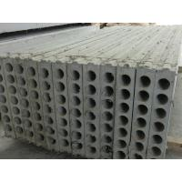 Quality Hollow Core Fibers / MgO Prefab Insulated Wall Panels , Precast Concrete Wall Panel wholesale