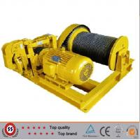 China High Efficiency 12000lbs Electric Winch With Electricity Drive on sale
