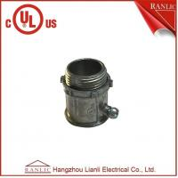"""Electrical Conduit EMT Connector Zinc Die Casting UL Listed 1/2"""" to 4"""" Available"""