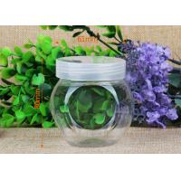 Buy cheap Food Storage Transparent Bottle Plastic Jar Package For Dry Food product