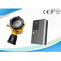 Quality Durable Fixed Natural Gas Leak Detector / Flammable Gas Detector With 3% Accuracy wholesale