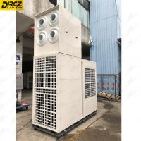 Cheap R22 Refrigerant Packaged Air Conditioner For Wedding Event Movies Filming Flexible Ducting 30 KW for sale