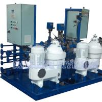 Quality Heavy Fuel Oil Centrifugal Solid Liquid Separator Vertical Bowl Cylinder Large Volume wholesale