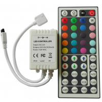 Quality Factory Direct Sales 3 Circuits RF 44Key  Mini LED RGB Controller wholesale