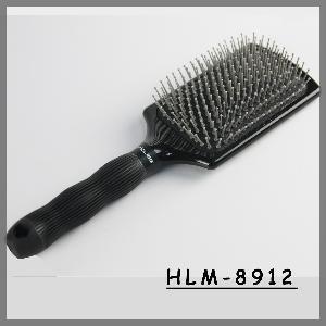 Quality Paddle Plastic Hair Comb (HLM-8911) wholesale