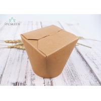Cheap Fast Food Take Out Containers , Hot Food Containers For Restaurants for sale