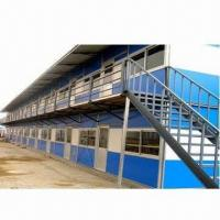 Quality Modular House, Panel Homes, Lightweight, Convenient and Fast Assembling and Shipment wholesale