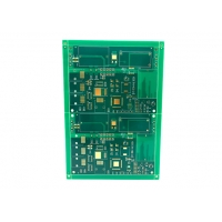 China White Overlay FR4 ENIG Double Sided PCB Rigid Board on sale