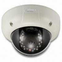 China High Resolution Vandal-resistant IR LED Dome Camera, Built-in IR LED on sale