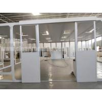 China China ISO 8 CLEAN ROOM HARD WALL MODULAR CLEAN ROOM on sale