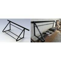 Quality Wide Steel Tire Storage Rack , Warehouse Tyre Display Stand Rack wholesale