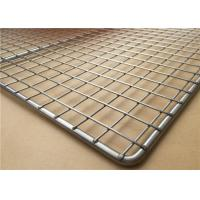 Quality Stainless Steel Wire Mesh Tray Light Weight With Heat Resistant FDA SGS wholesale