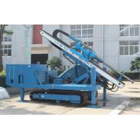 Quality 140m - 180m Water Drilling Machine Holding Shackle Three Head Variable Hydraulic System wholesale