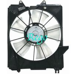 Quality 05-10 Honda Odyssey Car Radiator Cooling Fan Motor Assembly HO3115128 wholesale