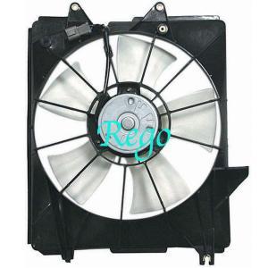 Cheap 05-10 Honda Odyssey Car Radiator Cooling Fan Motor Assembly HO3115128 for sale