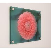 Cheap Glass wall mounted acrylic photo frames, acrylic wall mount picture frames for sale