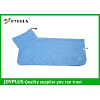 Quality Easy Wash Dog Towelling Robes / Dog Towel Wrap Fashionable Without Detergent wholesale