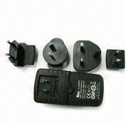 Quality UL, UK, EU, AU interchangeable plug 3V - 24V 4A Universal AC Power Adapter / Adapters wholesale