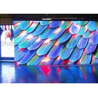 Front Services Panels With Magnet Module HD P4 Indoor Led Video Walls Epistar LED Chip Full Color LED Display  Screen