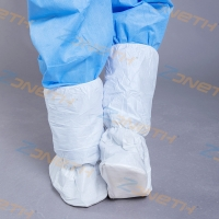 China SF Microporous Anti Slip Covers For Shoes on sale