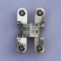 Quality 180 degree small hidden hinge for furniture doors 43*9.5*11.5mm wholesale