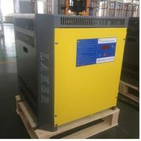 China SCR 60A Diode Rectifier Fork Truck Battery Charger , Lorry Battery Charger on sale