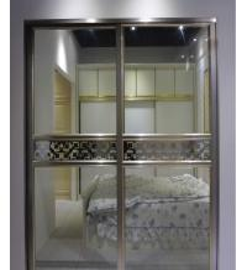 Quality Modern Design Aluminium Frame Glass Door Soundproof Commercial Sliding Doors wholesale