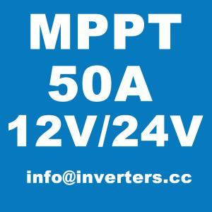 China 80amps LCD solar light mppt solar charge controller 80a 12V/24V/36V/48V China manufacturer for mppt controlle on sale