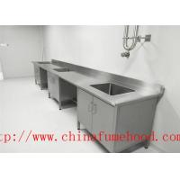 Quality Stainless Seel Lab Tables And Furnitures For University Research Institute wholesale