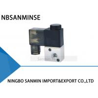"""Quality 3 Way Pneumatic Solenoid Valve 2 Position M5 , G 1/8"""" Airtac Type 3V1 Normally Closed wholesale"""