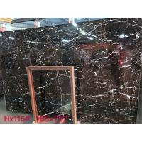 Quality Negro Marquina Black Marble Slab And Tiles Bathroom Vanitytops For Residential Apartment wholesale