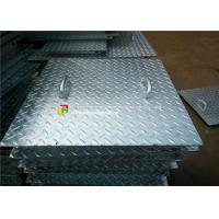 Quality Lightweght Compound Steel Grating Anti - Explosion With Handle / Armrest wholesale