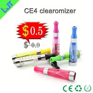 China good quality e cigarette ce4 ego e cigarette ce4 clearomizer,ego ce4 atomizer,wholesale ego ce4 on sale