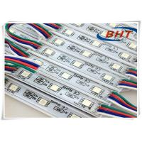 Quality 2811IC Full Color Led Rgb Module , Led Backlight Module Ip65 Constant Voltage wholesale