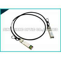 Quality Copper Passive DAC Direct Attach Cable , Hybrid QSFP+ To SFP+ Cable Optical Fiber wholesale