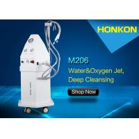 Quality Medical Vertical Water Oxygen Jet Peel Machine For Folliculitis Treatment wholesale