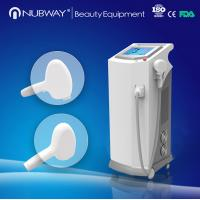Quality 2000W High Power Laser Diode 808nm Hair Removal / 808nm Diode Laser Hair Removal Machine 12*20mm Big Spot SIze wholesale