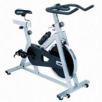 Quality Upright Exercise Bike with Smooth and Silent Belt Transmission wholesale