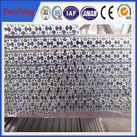 Quality anodizing Aluminum Extrusion for Machine support frame(4040) wholesale