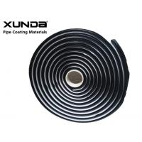 China Auto Glass Replacement Butyl Sealant Tape Self Adhesive Rubber Tape For Full Windshield on sale