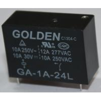 Cheap 10 A Power Control Relay GA-1P JQX-14FF for Home Appliances for sale