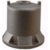 China Stable Pump Parts Casting / Ductile Cast Iron Water Pump Engine Cover OEM on sale